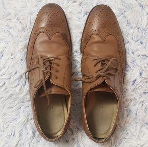 Florsheim Wingtip Derby Shoe 10 1/2 D